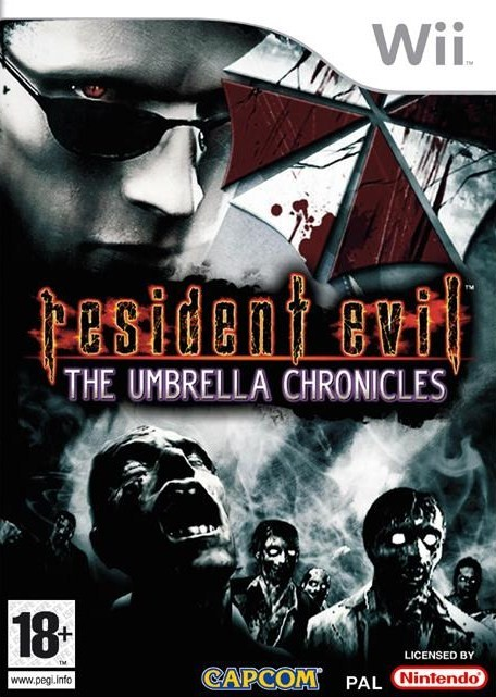 Resident Evil: The Umbrella Chronicles Characters | Rely on Horror