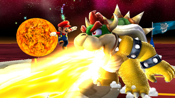 Wallpapers De Mario Galaxy Gamers Y Fans De Mario Bros En